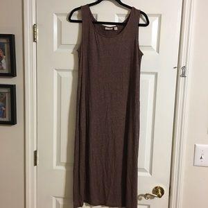 Silky soft T-shirt dress